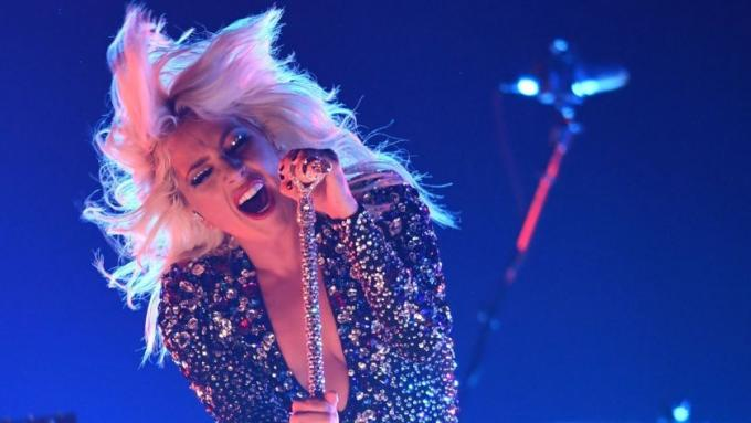 Lady Gaga at Rogers Centre
