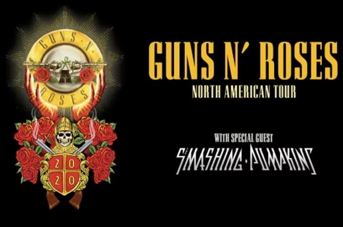 Guns N' Roses & Smashing Pumpkins at Rogers Centre