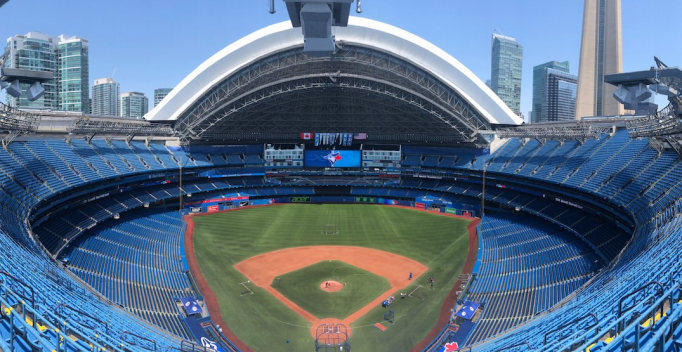 American League Division Series: Toronto Blue Jays vs. TBD - Home Game 2 (Date: TBD - If Necessary) at Rogers Centre